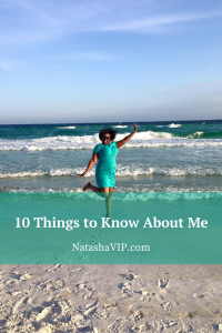10 Things to Know About Me