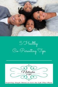 5 Healthy Co-Parenting Tips