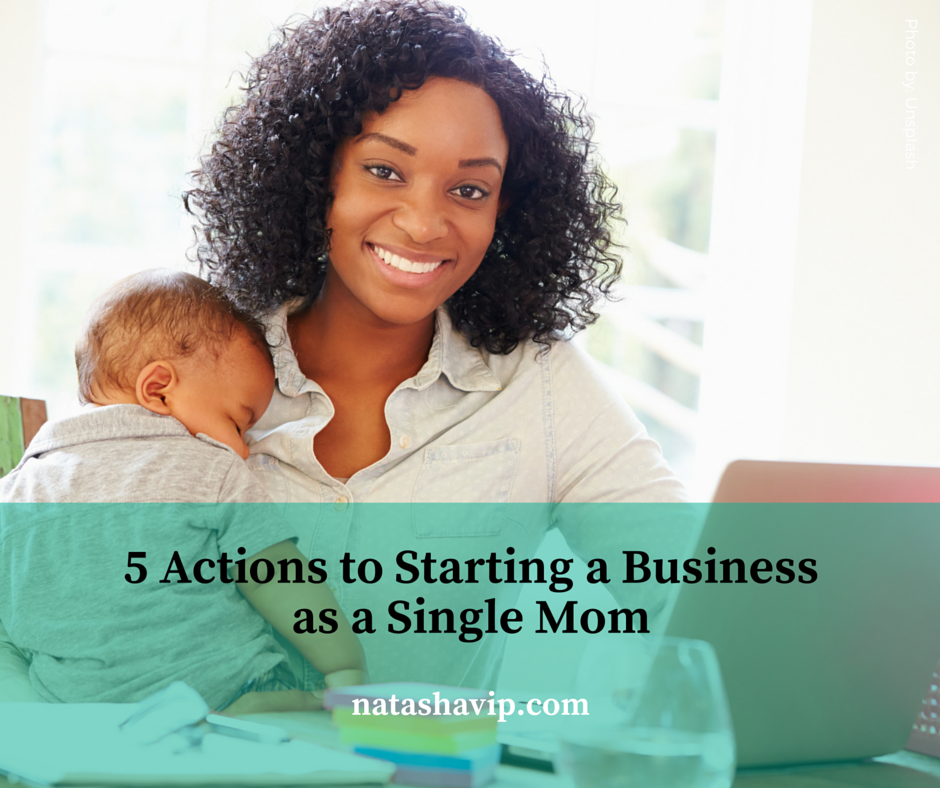 5 Actions to Starting a Business