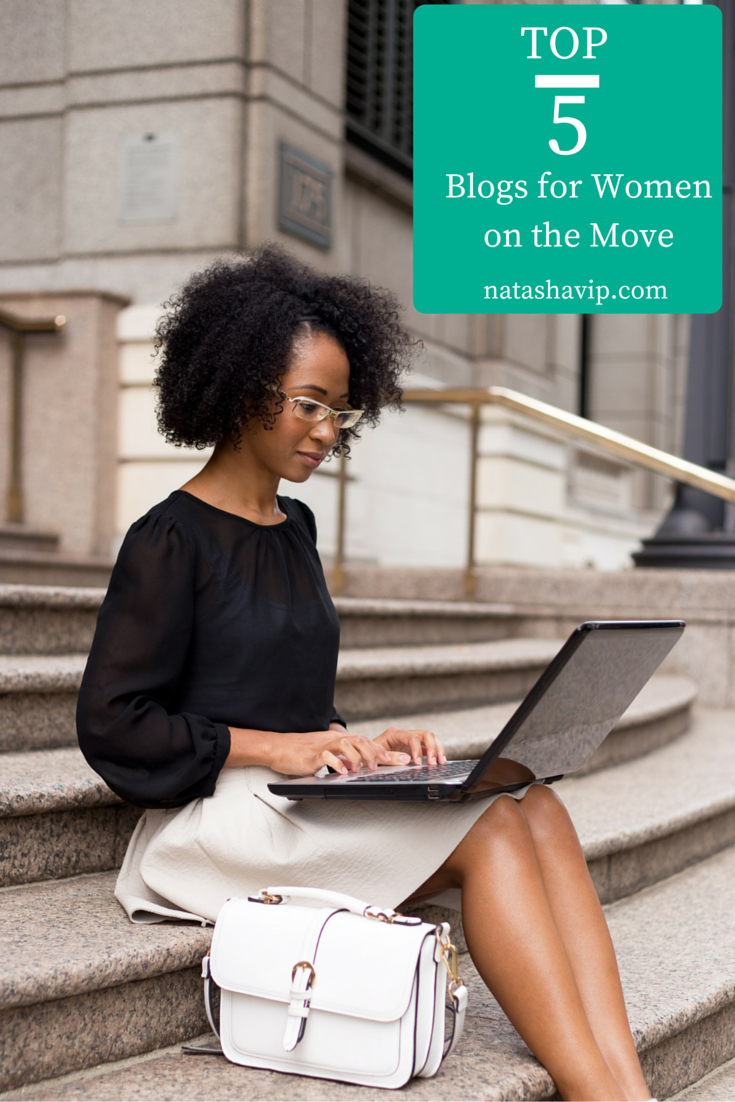 Top 5 Blogs for Women on the Move