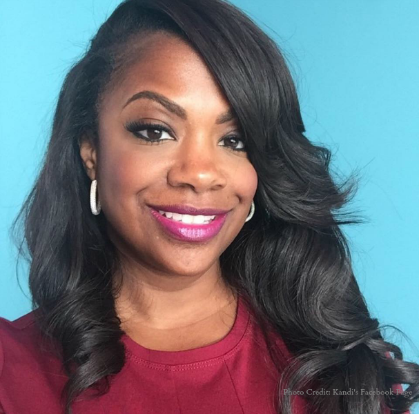 Inspiring Celebrity Mom: Kandi Burruss Tucker