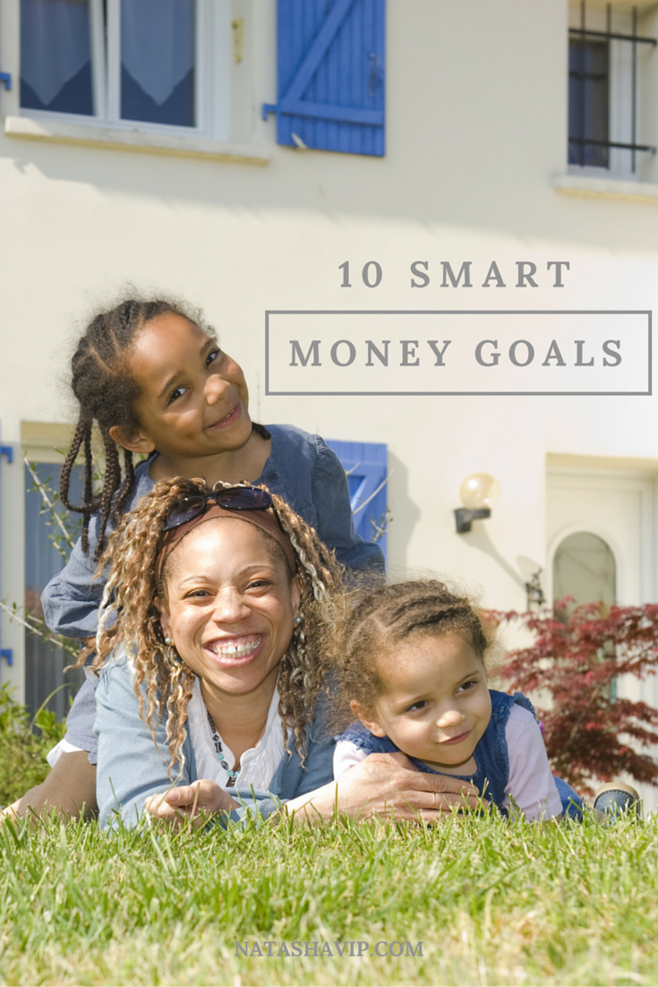 10 Smart Money Goals
