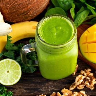 How to Lose Weight: Green Smoothie Cleanse