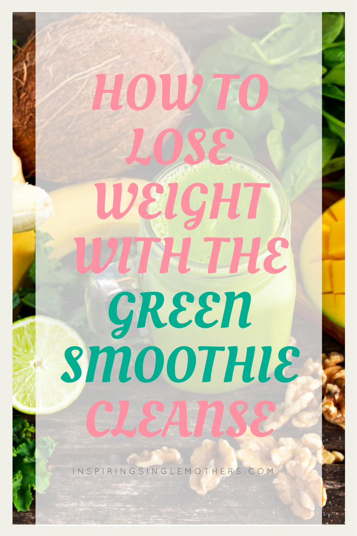 How to Lose Weight in 10 Days: Green Smoothie Cleanse